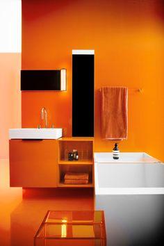 Kartell by Laufen: het beste van twee werelden in je badkamer Roomed | roomed.nl