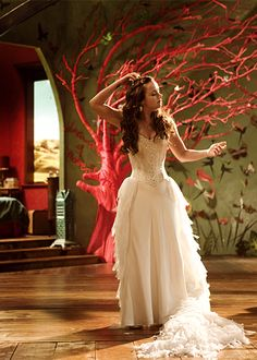 Penelope (2006) //Directed by Mark Palansky //starting Christina Ricci(Penelope)/James McAvoy(Johnny)