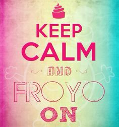 A poster that speaks to us.... #froyo #frozenyogurt #yog #TuesdayTreat #wirral #merseyside by theyogbar