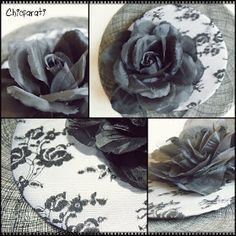 Chicparati♥: Black Rose And Lace