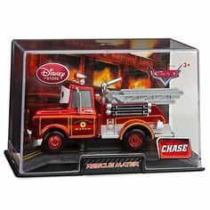 Disney / Pixar CARS 2 Movie Exclusive 1:48 Die Cast Car In Plastic Case Rescue Mater [Chase Edition] by The Disney Store, http://www.amazon.com/dp/B00ATF2AVS/ref=cm_sw_r_pi_dp_RtGRrb04PFRSQ