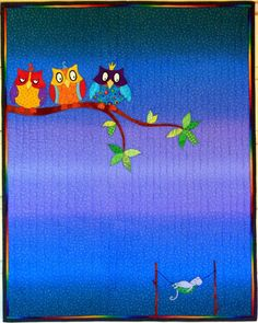 That Owl Quilt