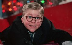"""Every kid wanted a Red Ryder BB gun for Christmas after Peter Billingsley starred in """"A Christmas Story"""" in 1983. The child actor performed  in more than 120 commercials before he was cast as Ralphie."""