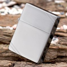 Zippo Windproof Replica 1935 Brushed Chrome Lighter