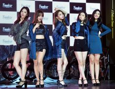 Watch FIESTAR's First Live Performance for 'Mirror' | Koogle TV