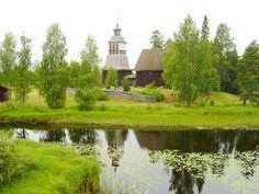 World Heritage coordinator, Petäjävesi Old Church
