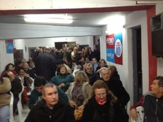 Inauguración de la Casa de Vamos Uruguay en Maldonado, Julio 2013