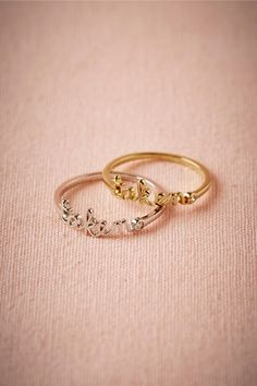 Taken Ring from @BHLDN If I didn't love my engagement ring so much, I would only wear this after our wedding!