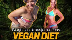 Vegan diet transformations: before & after photos