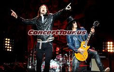 Want some REAL Rock and Roll? See SLASH with Myles Kennedy live in concert!