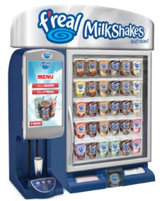 Need a Monthly Savings Break? Here are some of our great monthly promotional savings. Check back often to learn how Seasons Corner Market can help you save! How To Make Milkshake, Milkshake Machine, Food Technology, Video Game Rooms, Cute Bedroom Ideas, Food Stands, Vending Machines, Self Service, Cool Inventions