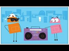 """That's A Rectangle,"" Songs About Shapes by StoryBots - YouTube"