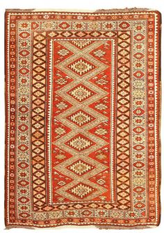 "Dollhouse Miniature Beautiful Woven Turkish Rug 4/"" x 5/"" ~ S110-12  NEW"