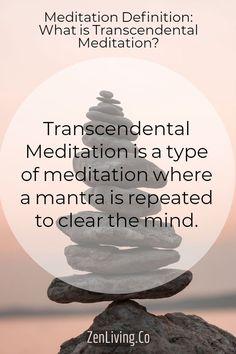 What is transcendental meditation Meditation For Anxiety, Types Of Meditation, Meditation Benefits, Meditation Quotes, Chakra Meditation, Mindfulness Meditation, Guided Meditation, Meditation Techniques For Beginners, Tibetan Mantra