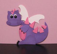 Blinkin', Thinkin', & Inkin': Purple Dragon