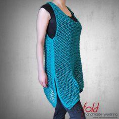 rochie_plasa_turcoaz Knitwear, Athletic Tank Tops, Casual, Dresses, Women, Fashion, Vestidos, Moda, Tricot