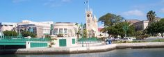 View of Bridgetown, Barbados