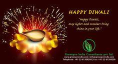 Happy Diwali from GreenPro India