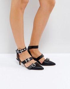bd12b586440 ASOS SHANGHAI Kitten Heels Prom Shoes