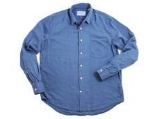 Our Legacy first shirt light mussola