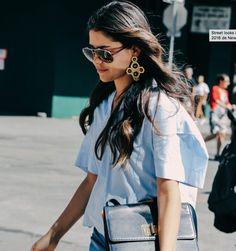Photo credit, Vogue Paris, Streetlooks FWNY16