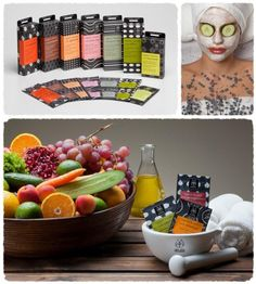 rejuvenate your skin with express beauty masks!