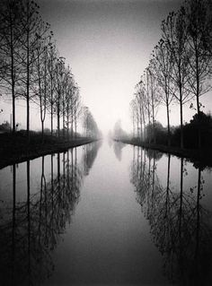 Michael Kenna, France.  #Camera #Obscura #Paris