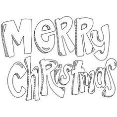 Merry And Bright Christmas Coloring Page Merry Bright And Free Merry Coloring Pages