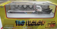 NHRA 1320 FRONT ENGINE TOP FUEL DRAGSTER KIT THE MONGOOSE TOM MCEWEN 1:24 #1320