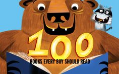 Boys' Life has provided 100 years of great reading.  Here are 100 books that every guy should read.