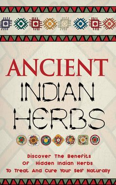 Ancient Indian Herbs is free on Amazon today!
