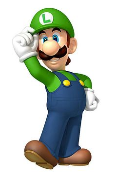 Luigi - Characters  Art - Mario Party 9.jpg