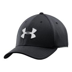 quality design f7295 d6b35 Men s UA Blitzing II Stretch Fit Cap   Under Armour US