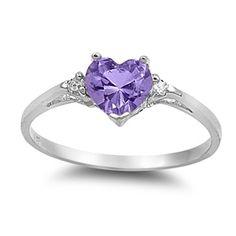 Bejeweled Beauty Rhinestone Flower Sterling Silver Plated Little Girl/'s Adj Ring
