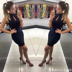 Meninas olha que DRESS maravilhoso  Dress tubinho de golinha alta e com decote... Perfeito  #corrampraca #novidades #tademais #rosemarymodas Loja (62)3099-7619 WhatsApp (62)9453-1344/9133-2742 by rosemarymodas http://ift.tt/20ClVuw
