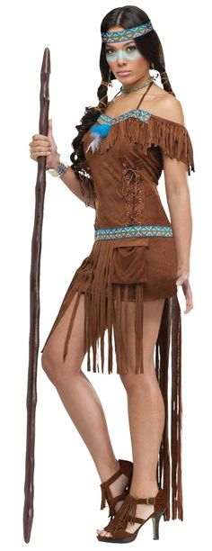 Awesome Costumes Medicine Woman Costume just added...