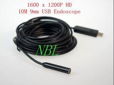 $24.99 (Buy here: https://alitems.com/g/1e8d114494ebda23ff8b16525dc3e8/?i=5&ulp=https%3A%2F%2Fwww.aliexpress.com%2Fitem%2FBig-Discount-10M-9mm-USB-Endoscope-HD-Waterproof-wire-endoscope-1-6-VGA-CMOS-2MP-6%2F32401397525.html ) 10M 9mm USB Endoscope 2MP HD Waterproof wire endoscope 6*LED Adjust Borescope Camera Record Photo Medical Investigating Tools for just $24.99