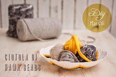 lavoro creativo con hama beads