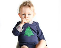 Baby Boy Christmas Outfit - Red & Green Christmas Baby Boy Outfit - Baby Boy Christmas Shirt - First Christmas Outfit - Christmas Baby Gift Boys Christmas Shirt, Preppy Christmas, Baby Boy Christmas Outfit, Baby Christmas Gifts, Green Christmas, Preppy Baby Boy, Baby Boy Outfits, Holiday Outfits, Red Green