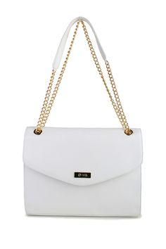 11d23e0c4f86 Alexa Leather Shoulder Bag by Onna Ehrlich on  HauteLook Leather Shoulder  Bag