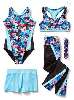 >>>Cheap Sale OFF! >>>Visit>> Watch her talent bloom in gymnastics gear that's bursting with colorful style. Shop our leotards tank tops made-to-move shorts leggings and accessories. Gymnastics Suits, Gymnastics Equipment, Girls Gymnastics Leotards, Gymnastics Clothes, Gymnastics Stuff, Gymnastics Accessories, Gymnastics Moves, Cute Girl Outfits, Sporty Outfits