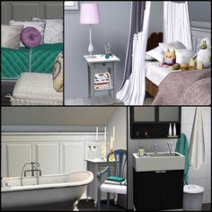 Simberry / Romance Ave. / Sims 3 / Downloads / Nursery / Kids room / Children / Bathroom