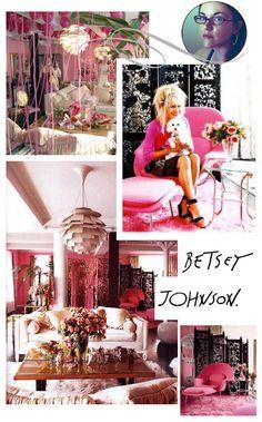 "Betsy Johnson's New York ""Paris"" apartment - Bing Images"