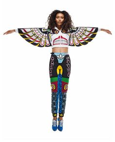 """2   Offensive? Jeremy Scott And Adidas Debut """"Native American"""" Tracksuits   Co.Design   business + design"""