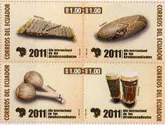 Resultado de imagen para instrumentos musicales antiguos del ecuador