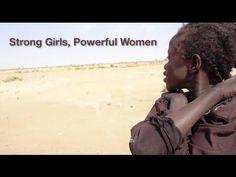 Strong Girls, Powerful Women video