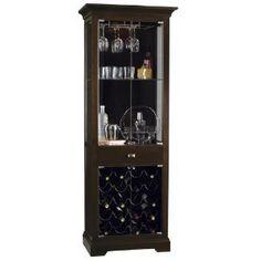 Howard Miller 690-004 Metropolis Wine Cabinet by Howard Miller at the CellarsOfWine.com