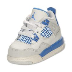 5b14acae269 Boys' Toddler Jordan Retro 4 Basketball Shoes ($27) ❤ liked on Polyvore  featuring
