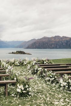 Nicole Warne of Gary Pepper Girl's Spectacular New Zealand Nuptials | Brides