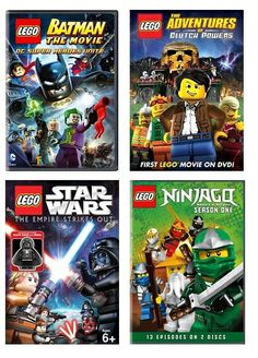 Fans of the new Lego Movie might also enjoy the Lego movies on this list. #legomovie #legomovies #legos